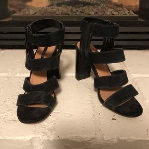 Tahari Leather Heels
